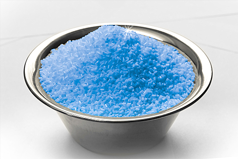 Granulat / Regranulat färben - Kunststoffe Halbich